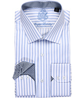 English Laundry - Blue & White Twin Stripe L/S Dress Shirt