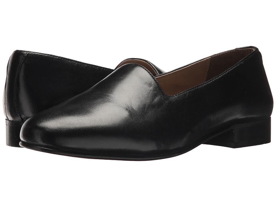 Giorgio Brutini 244371 Black Mens Slip on Dress Shoes