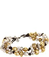 Lucky Brand - Two-Tone Metal Layer Bracelet