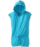 Seafolly Kids - Sweet Cherry Hooded Jumpsuit (Little Kids/Big Kids)