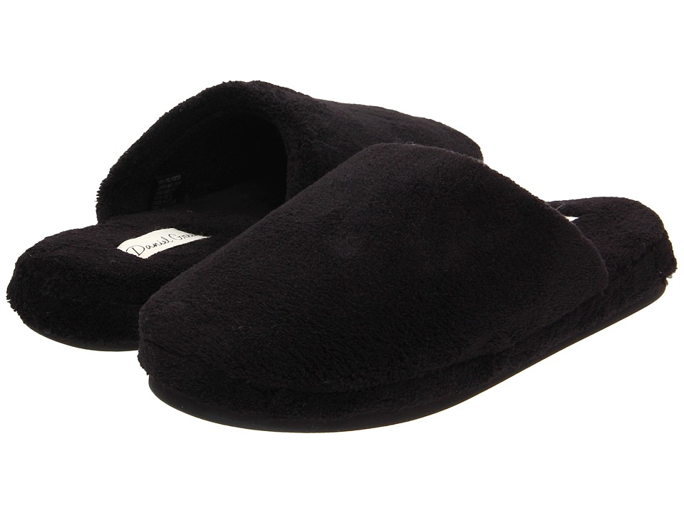Daniel Green Addie Black Womens Slippers