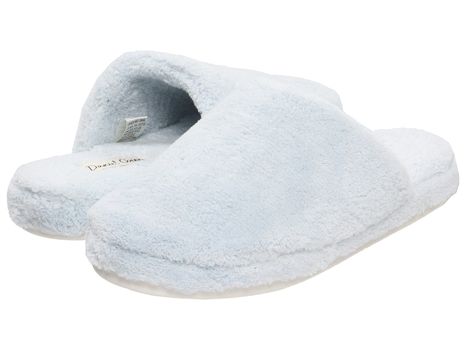 Daniel Green Addie Blue Womens Slippers