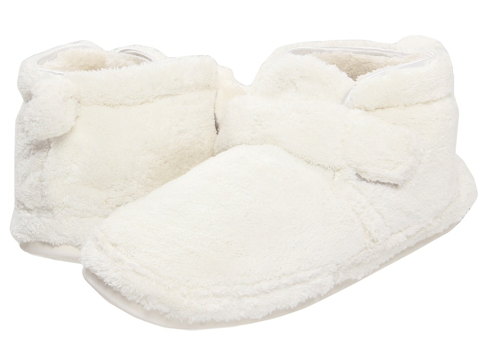 Daniel Green Adel White Womens Slippers