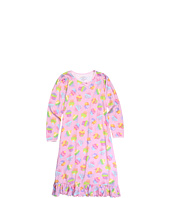 Sara's Prints Kids - Puffed Sleeve Nightgown (Toddler/Little Kids/Big Kids)
