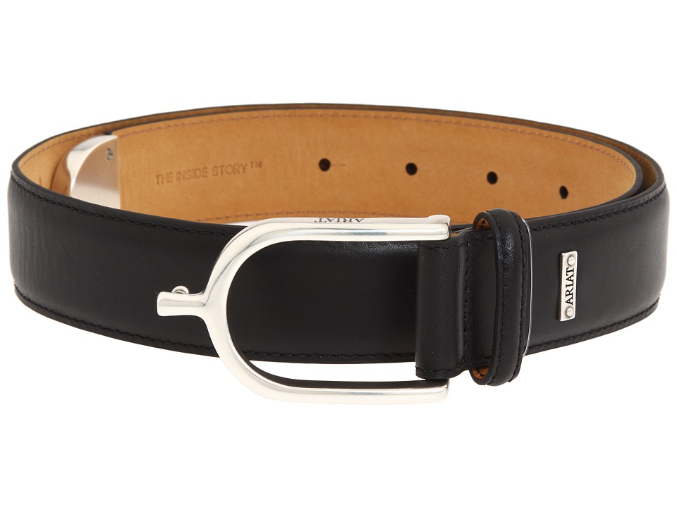 Ariat 10004594 Black Womens Belts