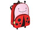 Skip Hop Zoo Kids Rolling Luggage (Ladybug)