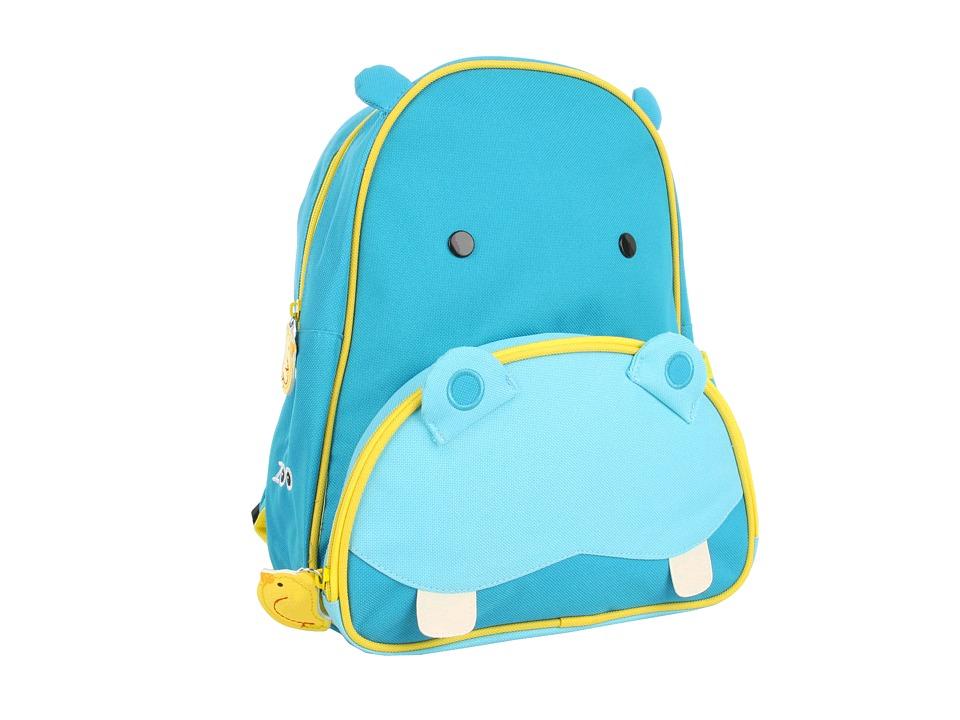 Skip Hop - Zoo Pack Backpack (Hippo) Backpack Bags