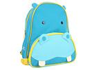 Skip Hop Zoo Pack Backpack (Hippo)