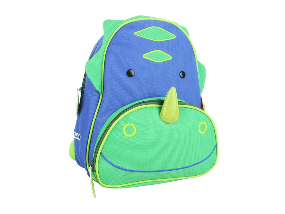 Skip Hop - Zoo Pack Backpack (Dakota Dinosaur) Backpack Bags