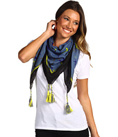 Michael Stars - Fall Flights Square Scarf