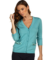 Kate Spade New York - Hilda Cardigan With Embellishment