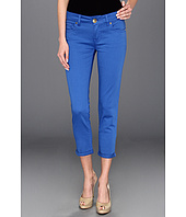 Buffalo David Bitton - Gibson Cropped Colored Denim in Azure Blue