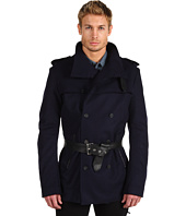 Costume National - Trench with Biker Back