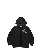 adidas Kids - Interception Hoodie (Big Kids)
