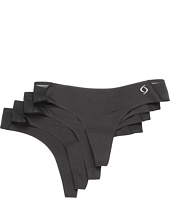 Moving Comfort - Workout Thong 4-Pack