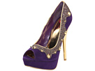 Promiscuous - Mattilynn (Purple/Gold) - Footwear