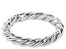 Roberto Coin - Twist Bangle (Silver) - Jewelry
