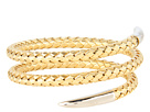 Roberto Coin - Snake Bangle (Gold) - Jewelry