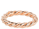 Roberto Coin - Twist Bangle (Rose Gold) - Jewelry