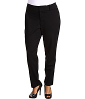 MICHAEL Michael Kors Plus - Plus Size Ponte Ankle Pant in Black
