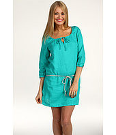 DEPT - Linen Tunic Dress