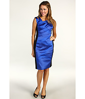 Jax - Satin Bandaged Sleeveless Dress