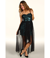 Max and Cleo - Sequin/Mesh Kathy Gown