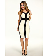 Jax - Colorblock S/L Dress