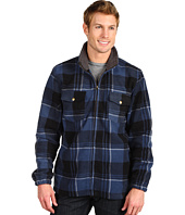 IZOD - Bold Plaid Fleece Full Zip