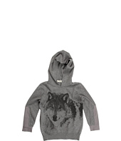 Stella McCartney Kids - Cosmo Boys Sweat Shirt w/ Wolf Print (Toddler/Little Kids/Big Kids)
