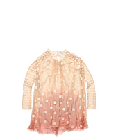 Stella McCartney Kids - Misty Girls L/S Dotted Fade Dress (Toddler/Little Kids/Big Kids)