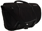 High Sierra Tank Messenger Bag (Black)