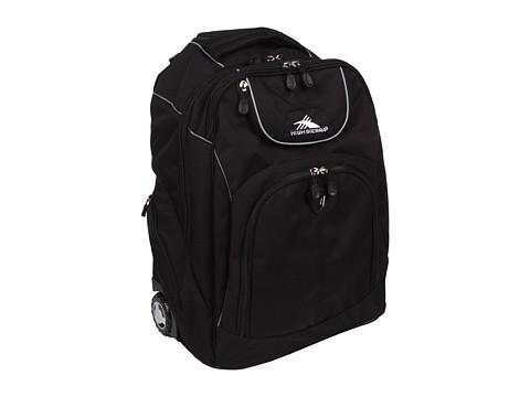 High SierraChaser Wheeled Backpack5999 Powerglide Backpack