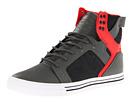 Supra - Skytop (Grey/Red/Black) - Footwear
