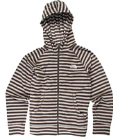The North Face Kids - Boys' Striped Glacier Full Zip Hoodie 12 (Little Kids/Big Kids)