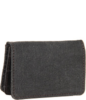 Bosca - Field Collection - Gussetted Card Case