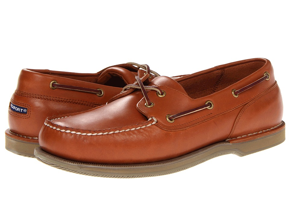 Rockport Ports of Call Perth (Timber) Men's Lace up casua...