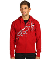 Fox - Schematica Zip Front Fleece