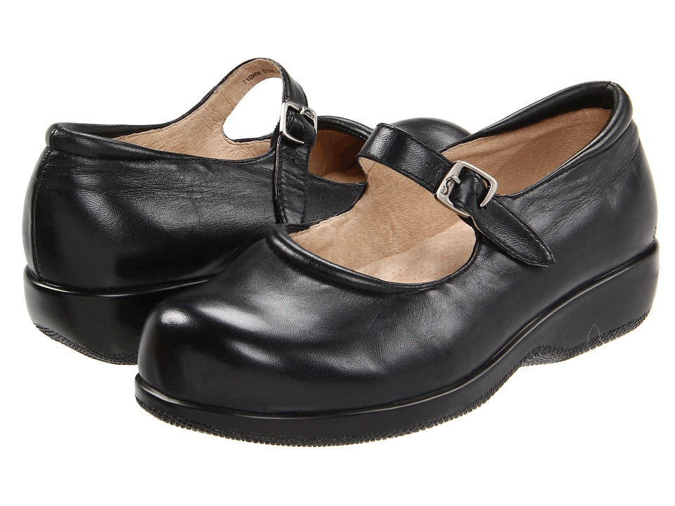 SoftWalk - Jupiter (Black Soft Kid) Womens Shoes
