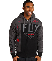 Fox - Briggs Sasquatch Zip Front Fleece