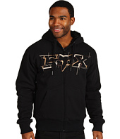 Fox - Merge Sasquatch Zip Front Fleece