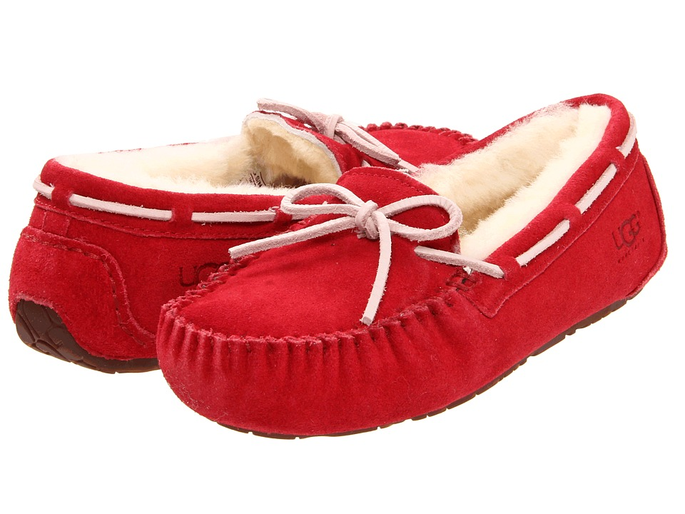 UGG Kids Dakota Toddler/Little Kid/Big Kid Jester Red Kids Shoes