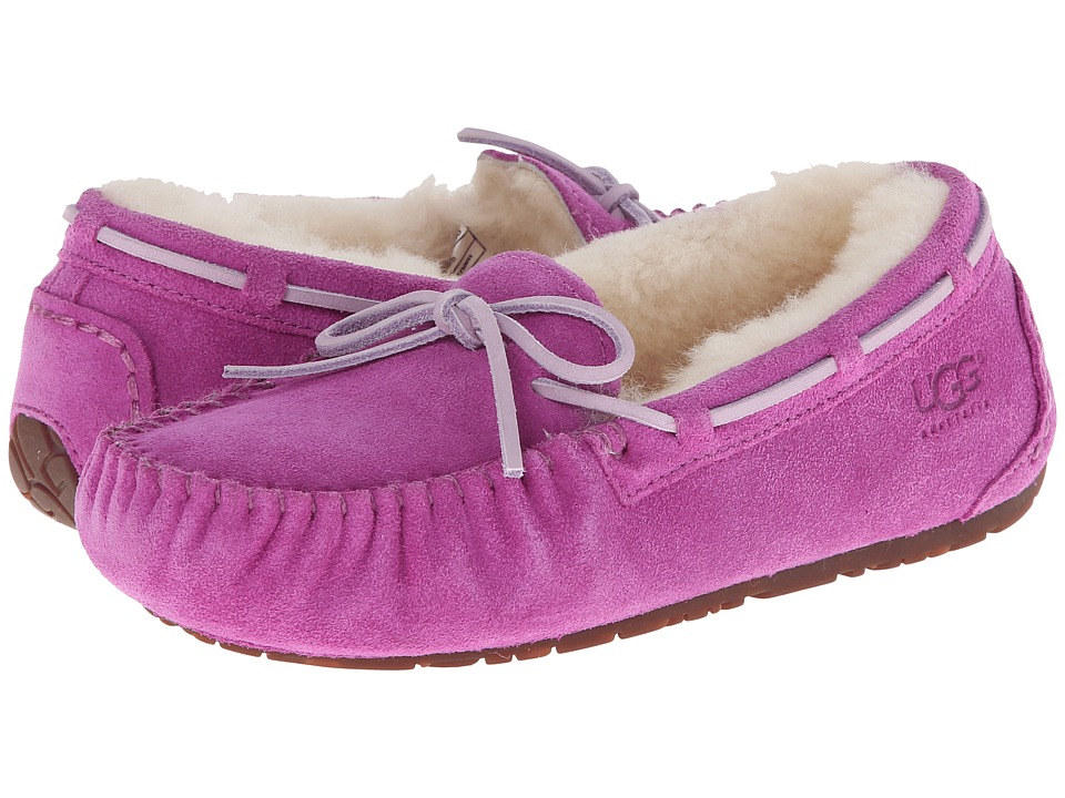 UGG Kids Dakota Toddler/Little Kid/Big Kid Magenta Kids Shoes