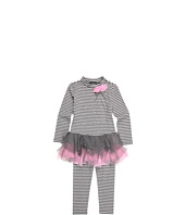 Kate Mack - Tunic w/ Striped Legging (Little Kids)