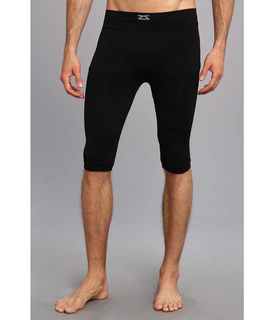 Zensah - The Recovery Short (Black) Clothing