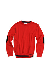 Hugo Boss Kids - Premium Chic Crew Neck Sweater (Big Kids)
