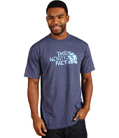 The North Face - Men's S/S Wooden Logo Tee