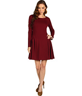Z Spoke ZAC POSEN - Bond Jersey L/S Dress