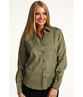 Christin Michaels - Augusta Button Down Shirt