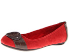Dr. Scholl's - Franca (Louisville Red Corduroy Fabric) - Footwear